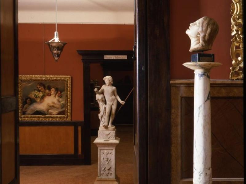 Reggio Emilia, Musei Civici - Galleria Parmeggiani