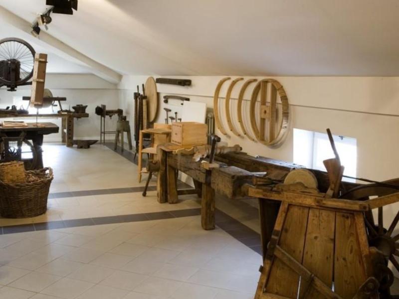 Museo della tarsia (Rolo) | ViaggiArt