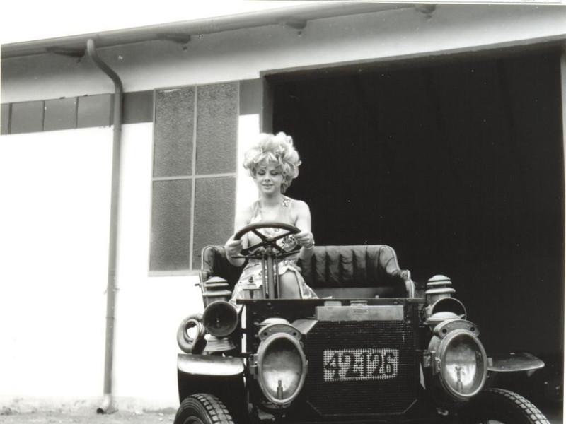 San Martino in Rio, Museo dell'Automobile
