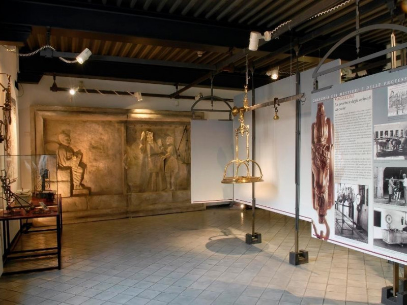 Campogalliano, Museo della Bilancia