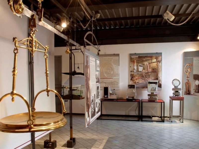 Arco Design Campogalliano.Museo Della Bilancia Viaggiart