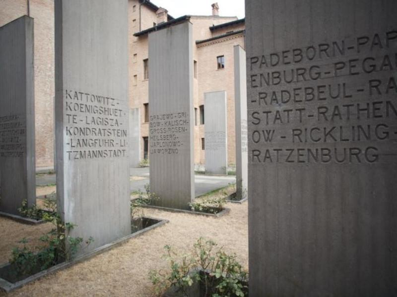 Carpi, Musei di Palazzo dei Pio: Museo Monumento al Deportato