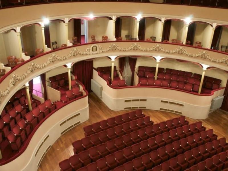 Finale Emilia, Teatro Sociale