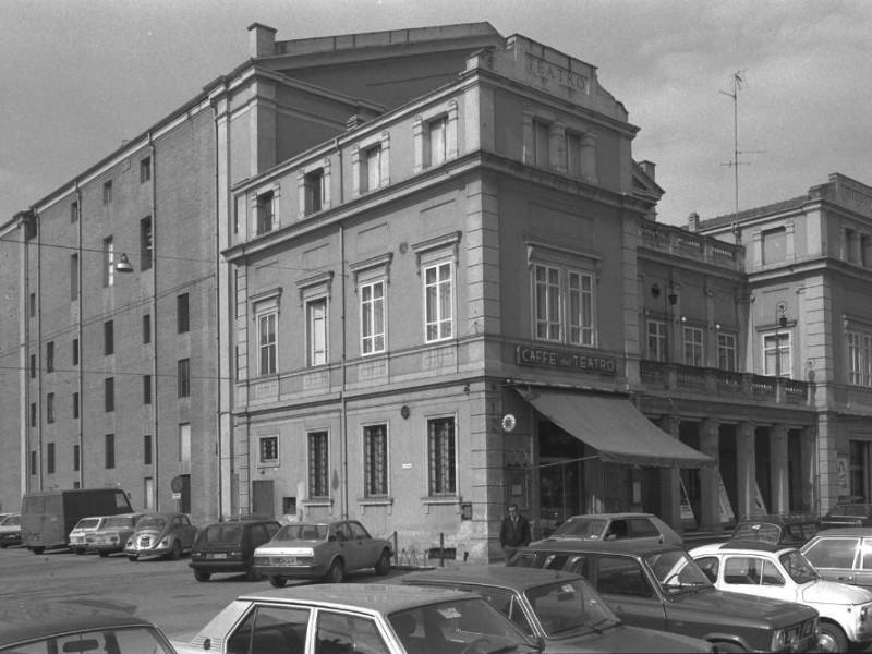 Mirandola, Teatro Nuovo