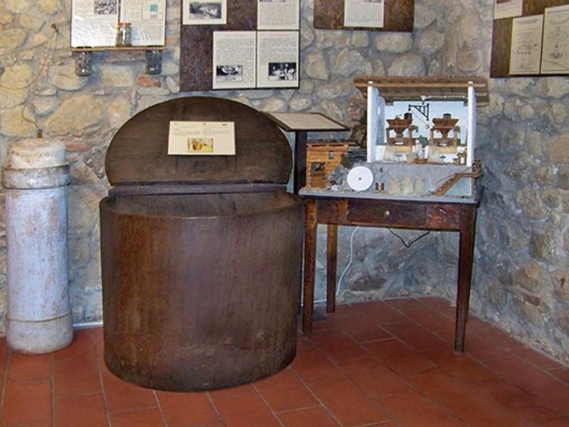 Zocca, Museo del Castagno