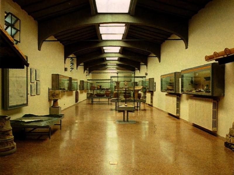"""Museo nazionale Etrusco """"Pompeo Aria"""""""