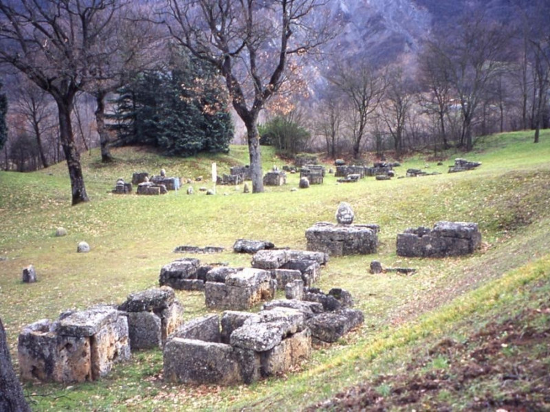 Area archeologica di Marzabotto/Kainua