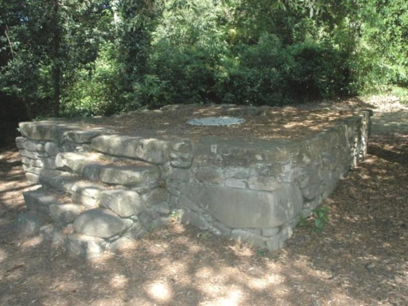 Area archeologica della città etrusca di Marz