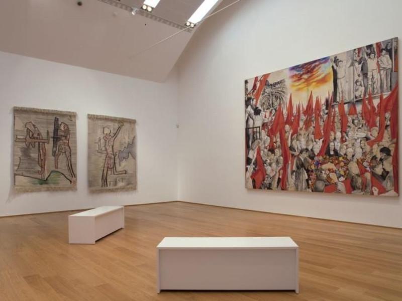 Bologna, MAMbo - Museo d'Arte Moderna di Bologna