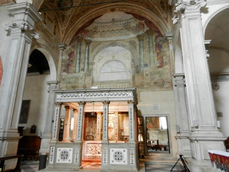 """Altare della """"Madonna Granda"""""""
