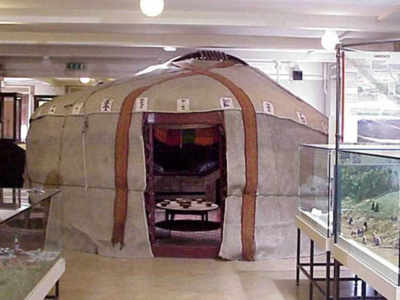 Bologna, Museo di Antropologia