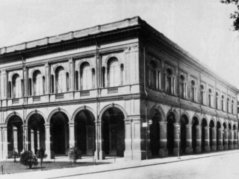 """Bologna, Museo di Mineralogia """"L. Bombicci"""""""