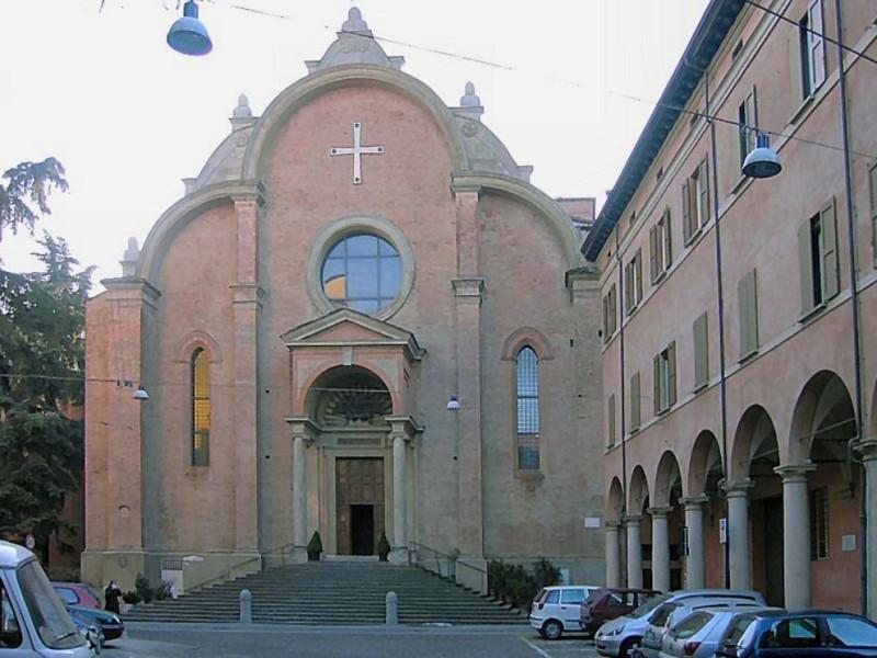 Bologna, Museo di San Giovanni in Monte