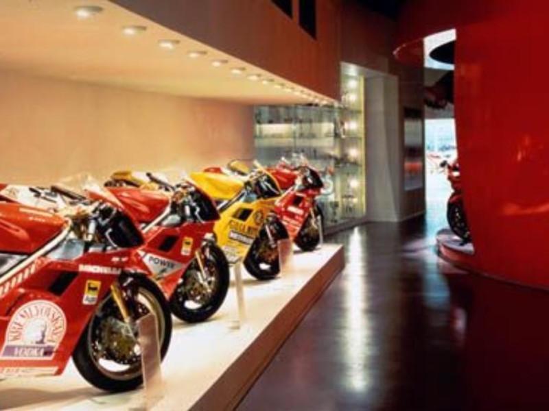 Bologna, Museo Ducati