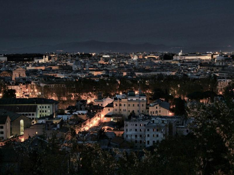 La passeggiata del Gianicolo, un faro su Roma - ViaggiArt