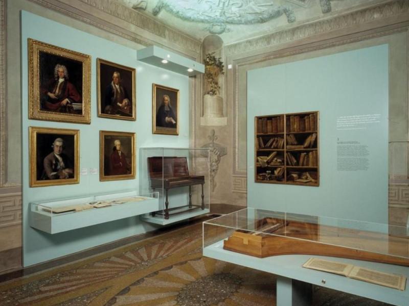 Bologna, Museo Internazionale e Biblioteca della Musica
