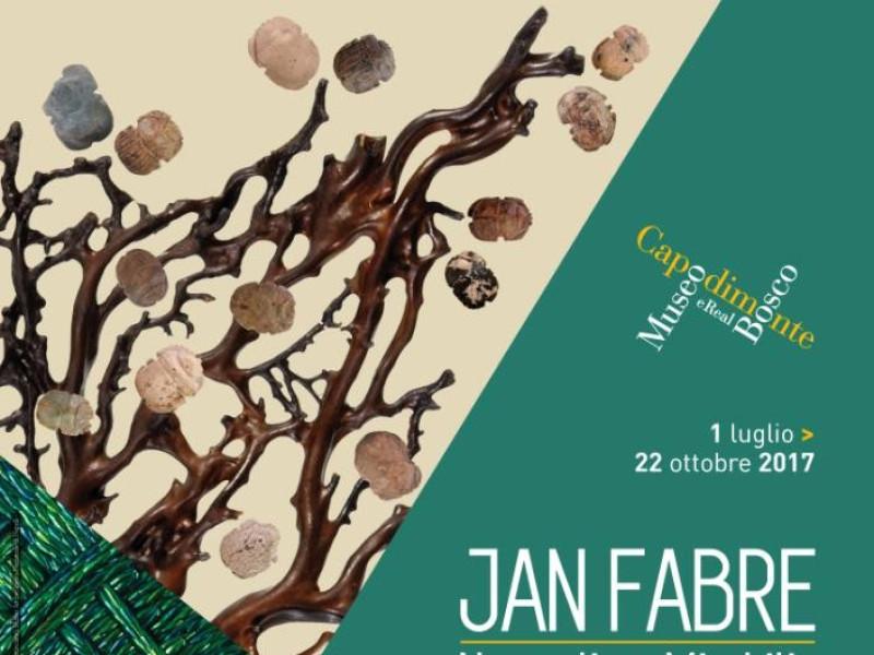 Jan Fabre. Naturalia e Mirabilia