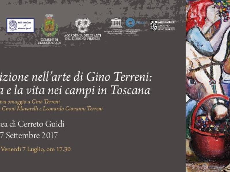 La tradizione nellâ??arte di Gino Terreni