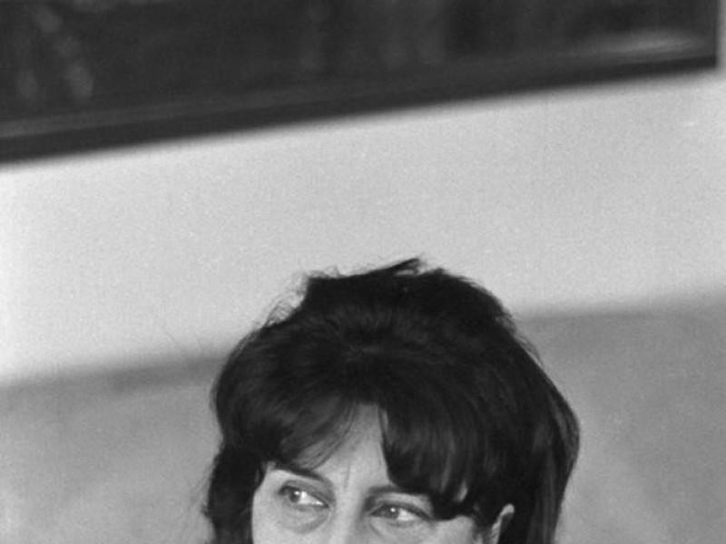 Ritratto di Anna Magnani