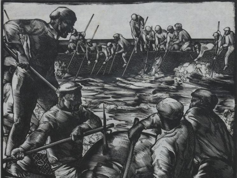 Stanis Dessy - Mattanza - 1940