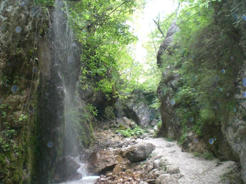Valle della Caccia