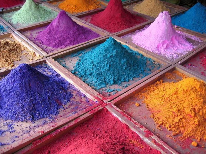 I colori dell'arte e della natura