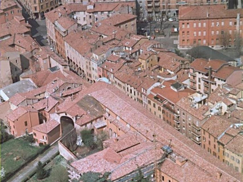 Bologna, Teatrino del Conservatorio del Baraccano