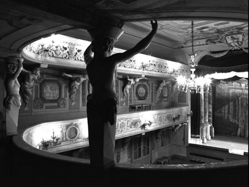 Bologna, Teatrino di Villa Aldrovandi-Mazzacurati