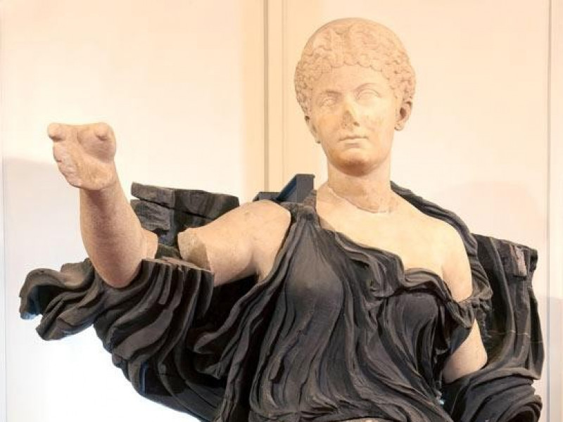 Statua di Matidia Minore