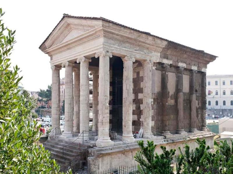 Tempio di Portunus