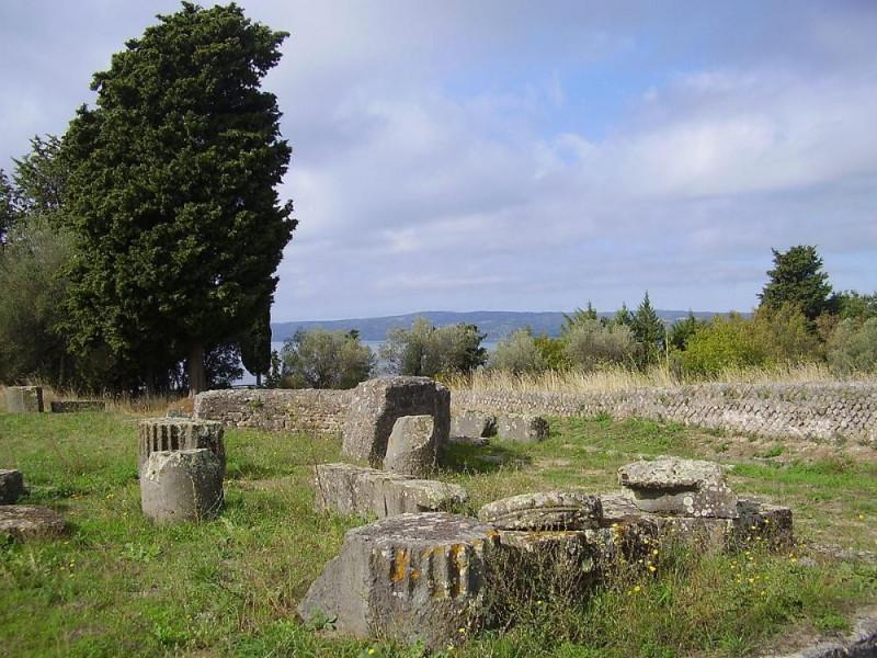 Area archeologica di Volsinii