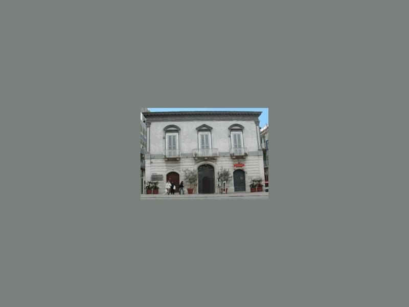 Palazzo Sinesi, facciata
