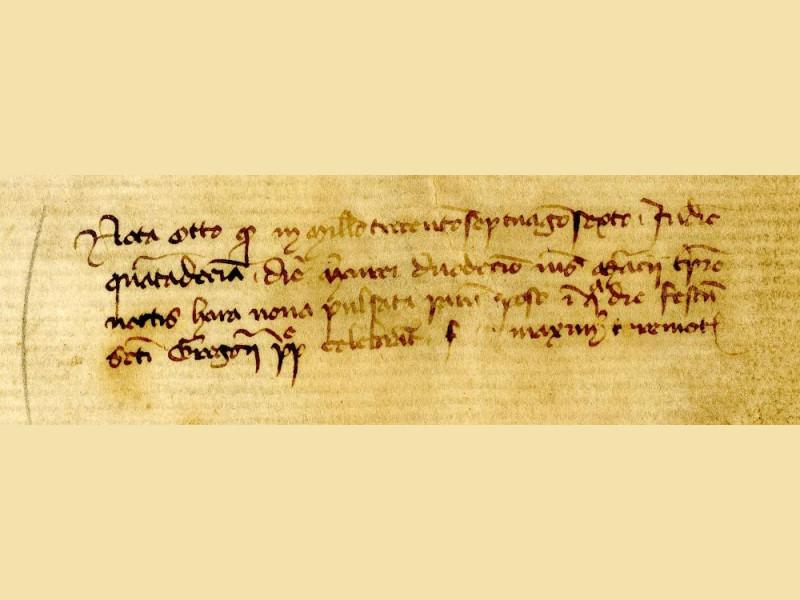 Terremoto del 12 marzo 1376 a Treviso