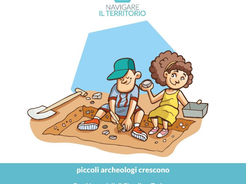 piccoli archeologi crescono