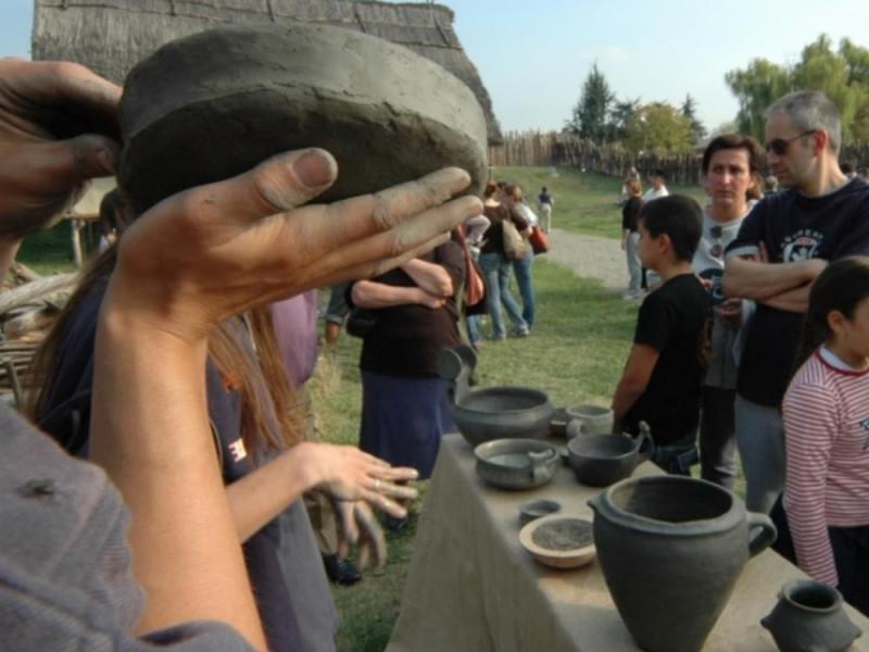 L'arte del vasaio. Il 24 settembre in occasione delle GEP 2017