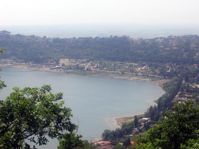Castel Gandolfo e Lago di Albano