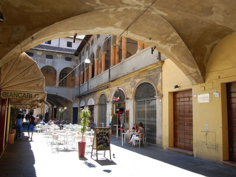 Galleria adiacente al Duomo