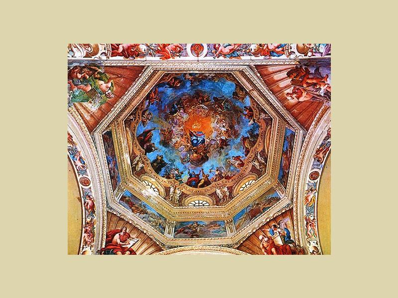 Cupola dell'Abbazia