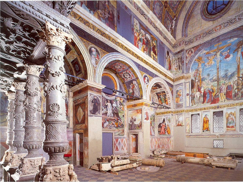 Coro delle Monache - Monastero Santa Giulia