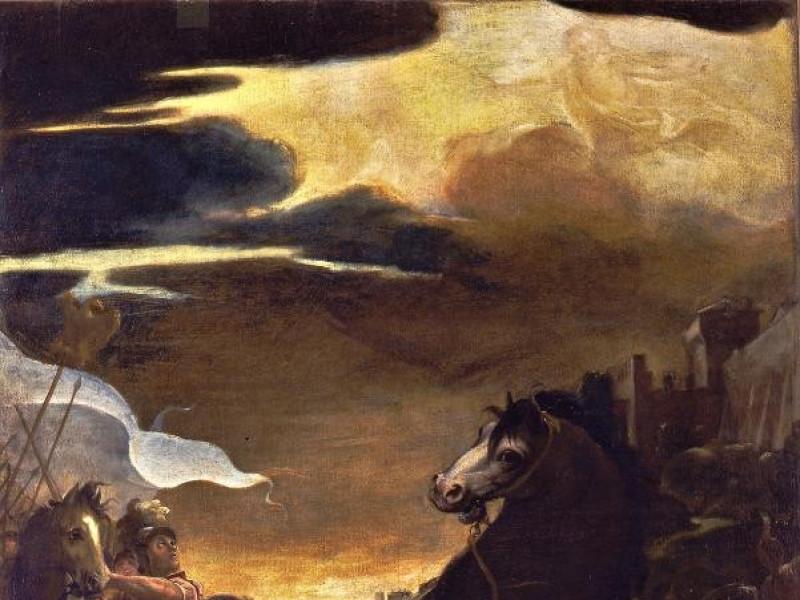l eterno e il tempo tra michelangelo e caravaggio viaggiart