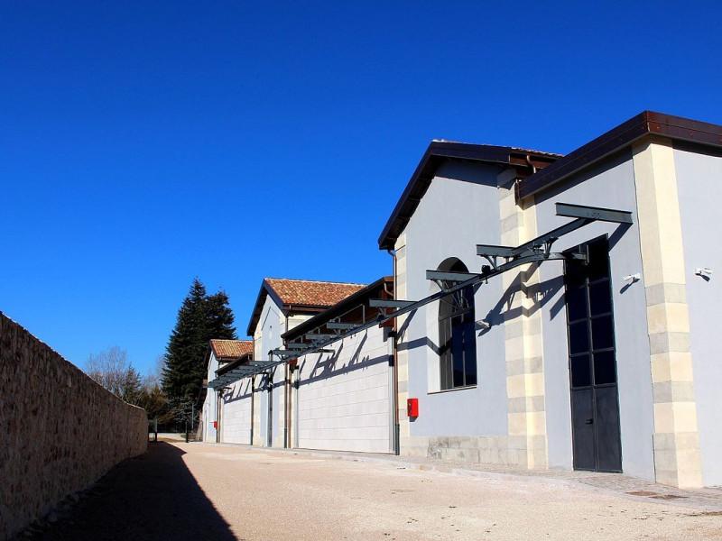 Ex mattatoio, sede del nuovo MUNDA