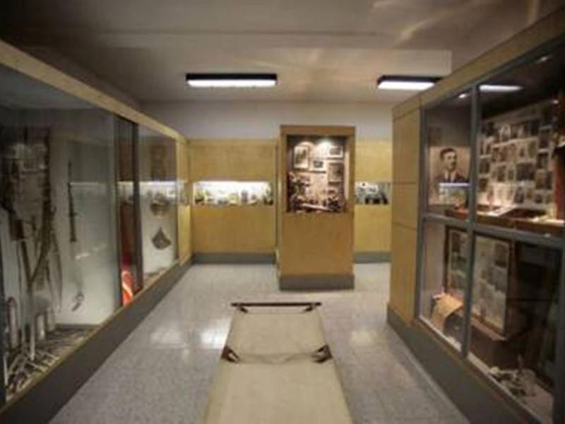 """Crevalcore, Museo della Pace """"G. Mattioli"""""""