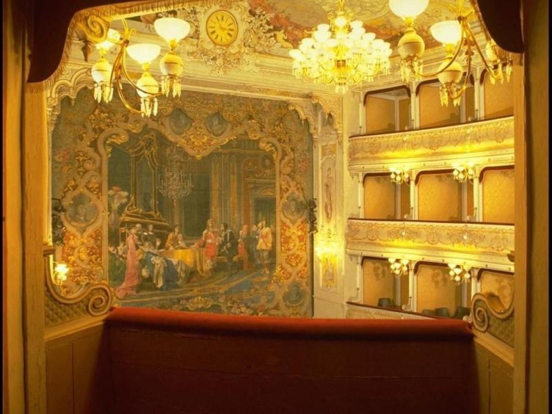 Crevalcore, Teatro Comunale