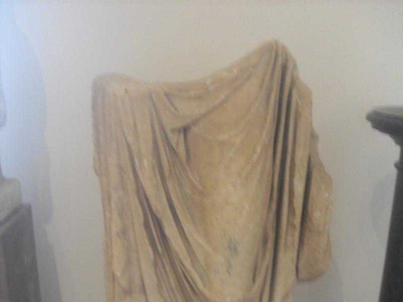 Statua romana della dea Cerere