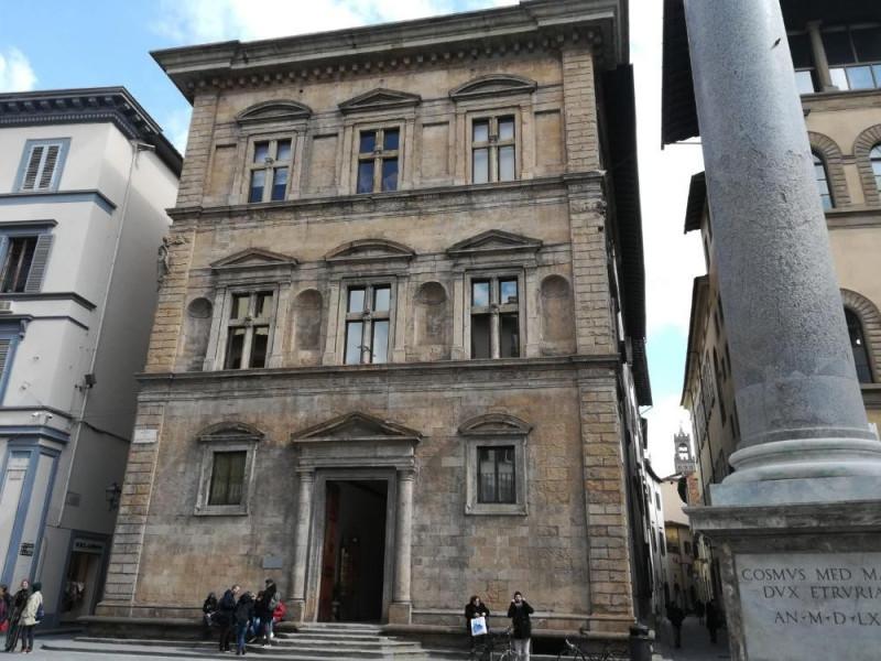 Palazzo Bartolini Salimbeni, sede della Collezione Roberto Casamonti