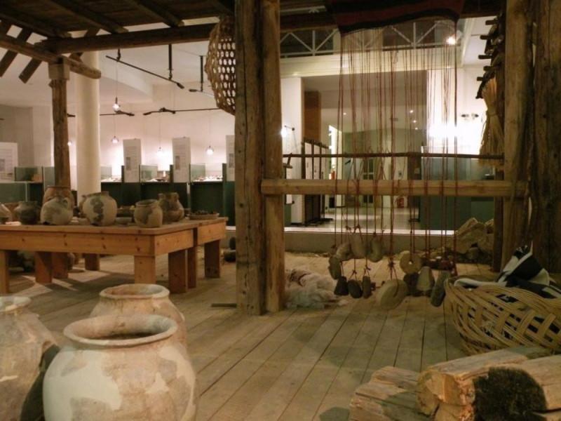 """Monterenzio, Museo Civico Archeologico """"Luigi Fantini"""""""