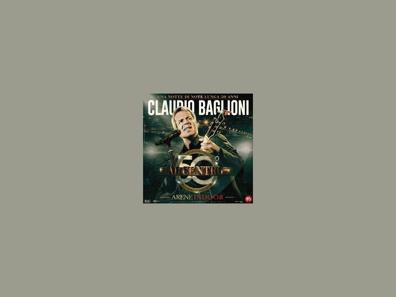Pacchetto - GOLD EXPERIENCE Claudio Baglioni