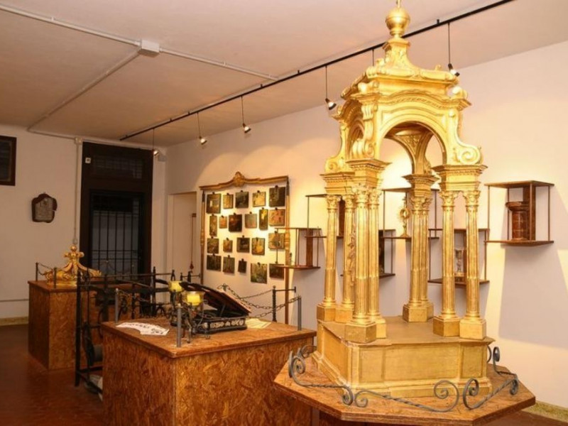 """Porretta Terme, Museo etnografico """"LabOrantes"""""""
