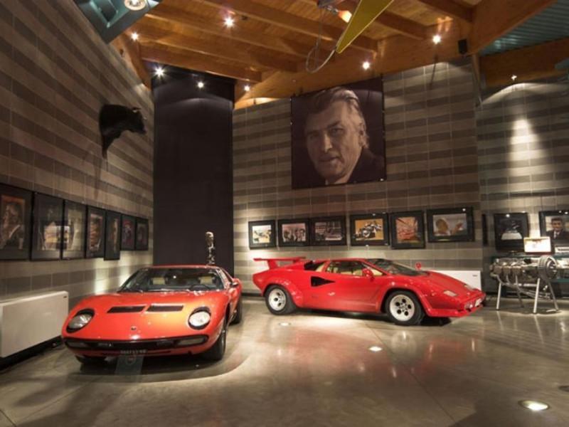 Sant'Agata Bolognese, Museo Lamborghini