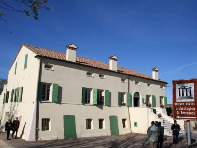 """Bondeno, Museo Civico Archeologico """"G. Ferraresi"""""""